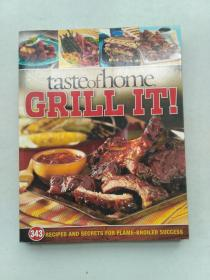 Taste of Home: Grill It!