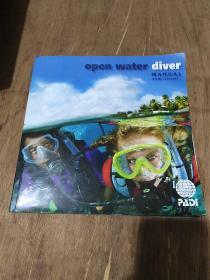 开放水域潜水员手册
