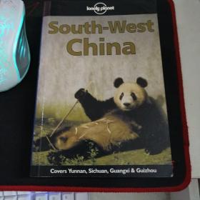 英文版 Lonely Planet  South-West China