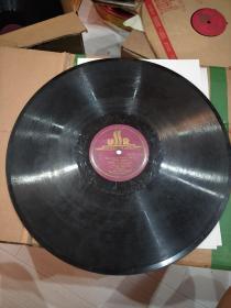 老唱片苏联交响曲。《CNMOHNR》30cm大唱片。