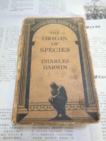 THE ORIGIN OF SPECIES(物种起源 达尔文)(伦敦 原版书)