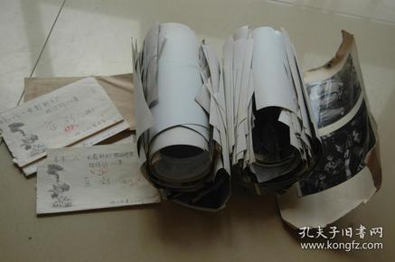 画家匡剑在八一电影厂工作期间拍摄的一组西藏等少数民族的照片近200张