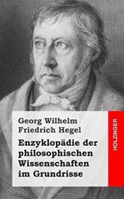 德文原版 德语 黑格尔 小逻辑 Enzyklopädie der philosophischen Wissenschaften im Grundrisse
