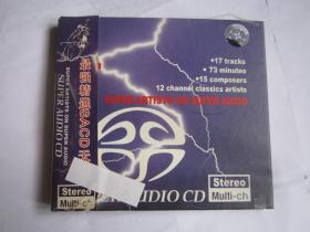 CD  光盘   唱片     最强精选SACD天碟全集 Super Artists on Super Audio Vol