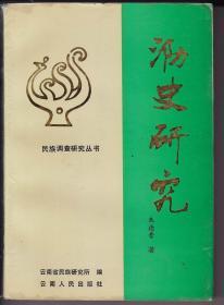 泐史研究(民族调查研究丛书)