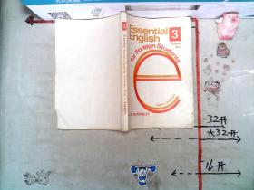 Essential English for Foreign Students 3