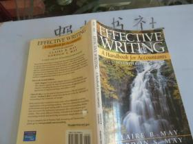 EFFECTIVE WRITING A Handbook For Accountants 16开本