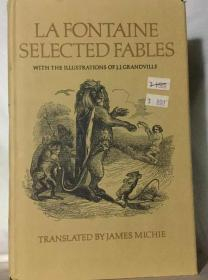 拉封丹寓言 Jean De La Fontaine :Selected Fables