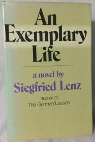 伦茨小说  An exemplary life