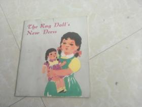 che rag doll s new dress  布娃娃的新衣服 英文版