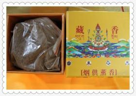 藏香 烟供香粉 亚青寺 西藏手工香
