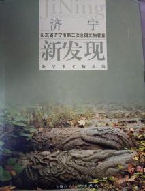 济宁第三次全国文物普查新发现