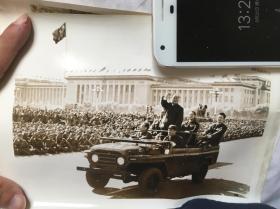 毛主席、刘少奇等老照片 20多张