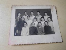 早期合影照片