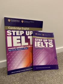 Step Up to IELTS:Self-Study Students Book+Step Up to IELTS:Personal Study Book  [Cambridge English]
