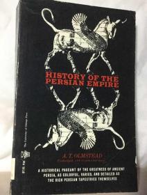 《波斯帝国史》History Of The Persian Empire