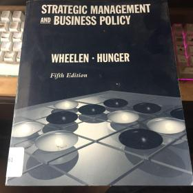 strategic management and business policy  fifth edition