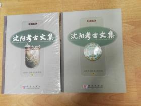 沈阳考古文集(第1集)(第2集)(两册合售)