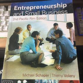 Entrepreneurship and Small Business  2nd  pacific rim edition
