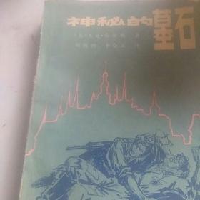 80年代出版外国名著小说(英〉,神秘的墓石