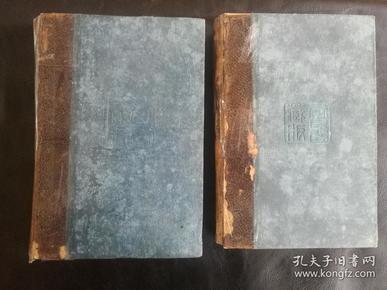 日莲圣人注法华经 上下 2卷 日文原版 昭和7年(全网超低)