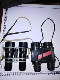 早期望远镜2台