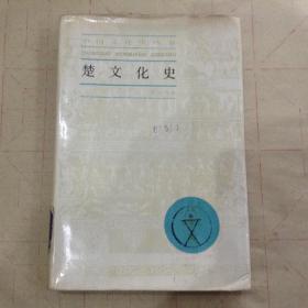 中国文化史丛书 楚文化史(精装)