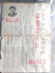 1968年3月27日 湖北农民报