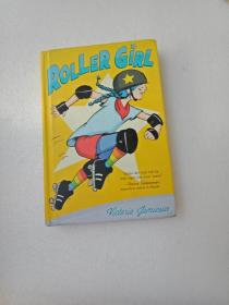 原版英文Roller Girl