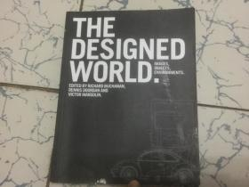 The designed world images  objects.  Environments 英文版