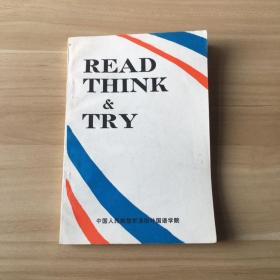 Read Think Try