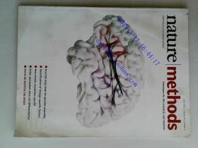 nature methods 2013/06 外文原版过期英文自然方法学医学杂志
