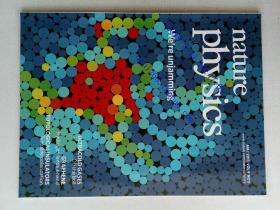 nature physics 2013/05 外文原版过期物理学杂志