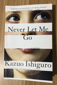Never Let Me Go 别让我走 莫失莫忘 千万别丢下我 9781400078776