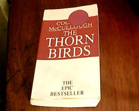 COLLEEN MCCULLOUGH THE THORN BIRDS 请看图