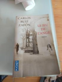 外文原版 Carlos ruiz zafon--le jeu de l`ange