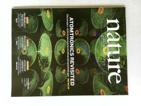 自然原版外文杂志期刊 nature 506 127-260 2014/02/13 no.7487