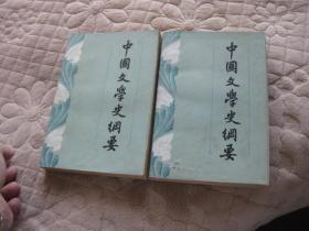 中国文学史纲要(上册)