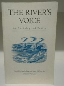 The Rivers Voice : An Anthology of Poetry (诗歌)英文原版书