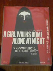 D9 独自夜归的女孩 A Girl Walks Home Alone at Night 又名: 女孩半夜不回家 导演: 安娜·莉莉·阿米普尔 1碟 类型: 惊悚 / 恐怖