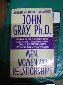 MEN,WOMEN AND RELATIONSHIPS