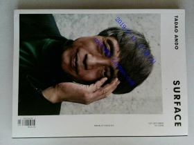 Surface 2015年2月 NO.115 外观 英文原版时尚生活设计杂志 TADAO ANDO 安藤忠雄