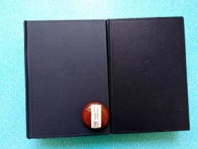 【The New Oxford Companion to Music(新牛津音乐指南)】原版·全2册@一本权威的有大量精美插图的综合性音乐读物。自然旧,馆书,书角轻微磕碰。第一卷(A-J):上切口有水渍,美国布鲁克林图书馆·馆藏;第二卷(K-Z):美国迪卡尔布市图书馆·馆藏