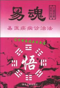 《易魂——易医疾病诊治法》黄鉴著32开260页