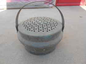 民国铜暖炉(2700克)