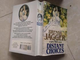 BRENDA JAGGER DISTANT CHOICES