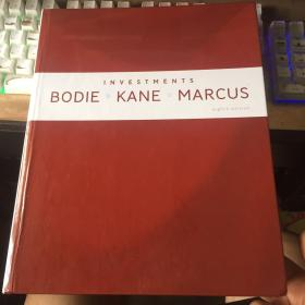 INVESTMENTS BODIE KANE MARCUS
