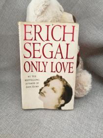 ERICH SEGAL ONLY LOVE埃里奇西格尔说,只有爱