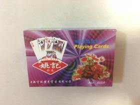 扑克牌全新 盒装 如图