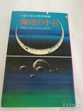 日文原版:海边の小石《25039》